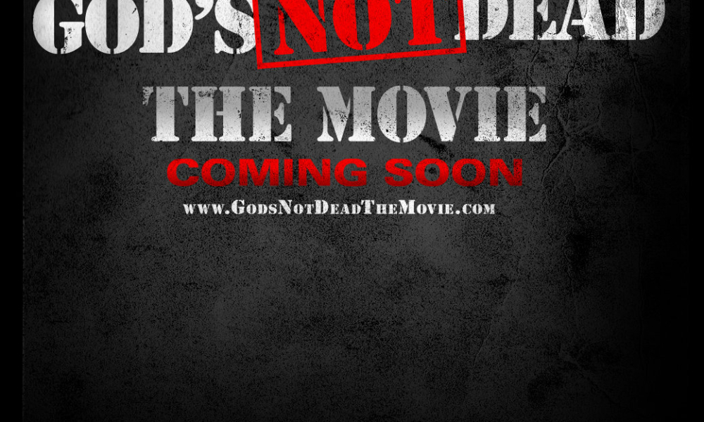 """Is """"God's Not Dead"""" The First Movie Based On A Facebook Meme?"""