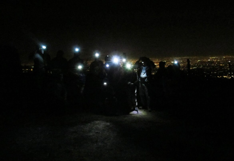 Vuelve el Trekking nocturno en Paso Córdoba