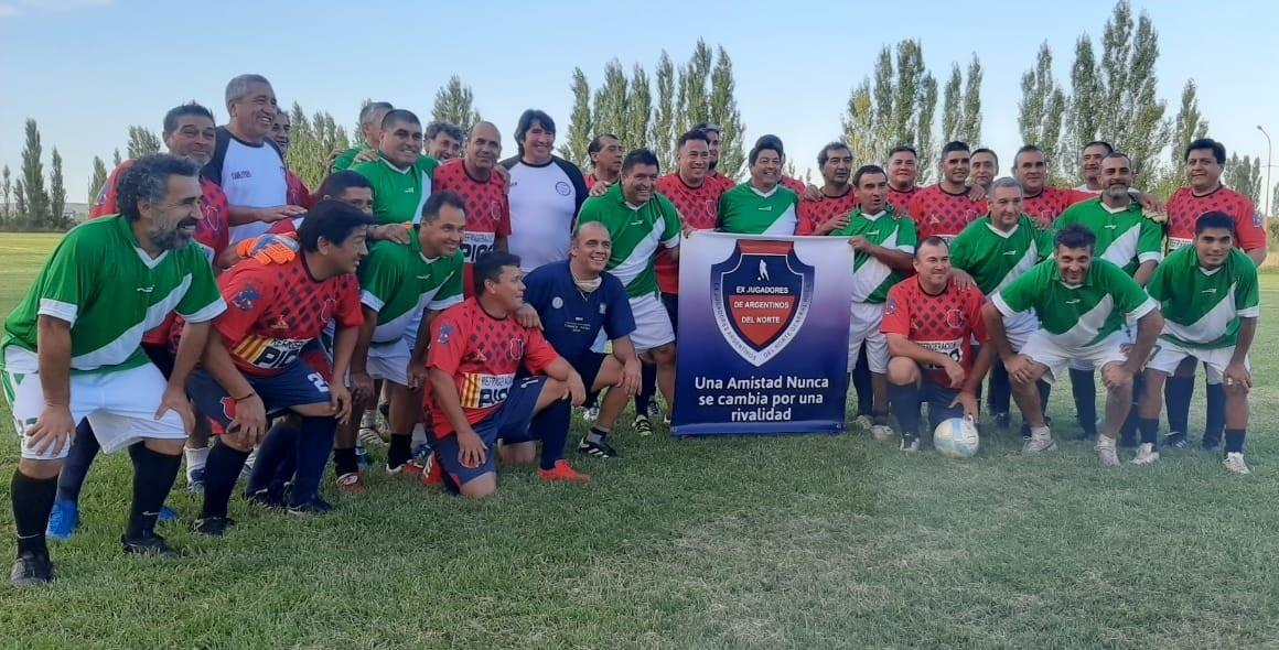 Se jugará un torneo de ex-jugadores del fútbol de la región
