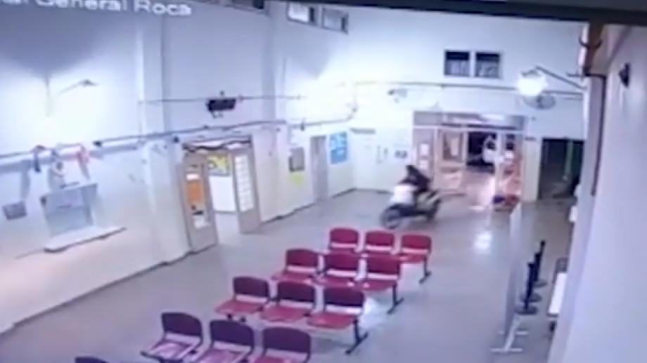 Piden 9 años de prisión para el hombre que entró a los tiros al Hospital
