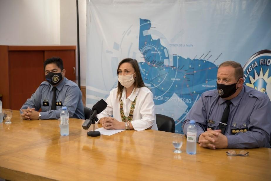 La Policía de Río Negro secuestró más 25 kilos de cocaína y alrededor de $2.000.000