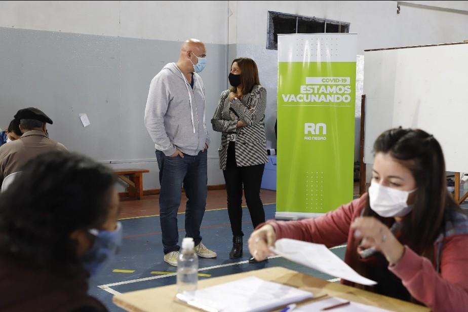 Suspensión de clases presenciales para Bariloche y Dina Huapi