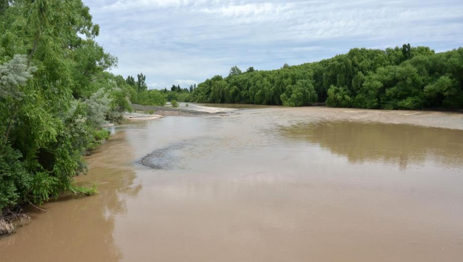 Servicio de agua restringido en Roca