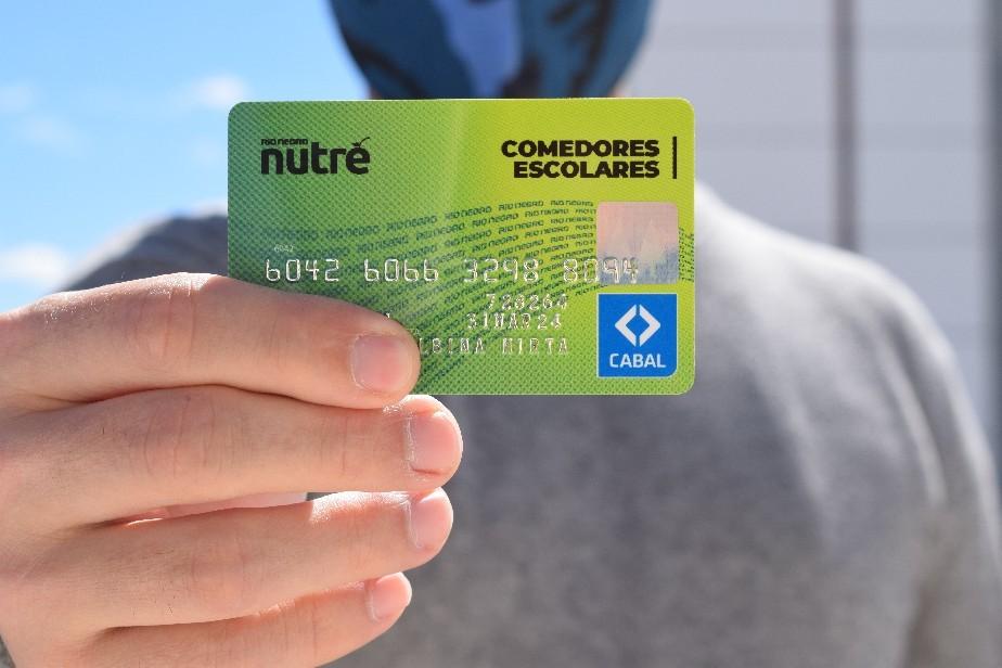 Se acreditan hoy las tarjetas Nutre en la provincia