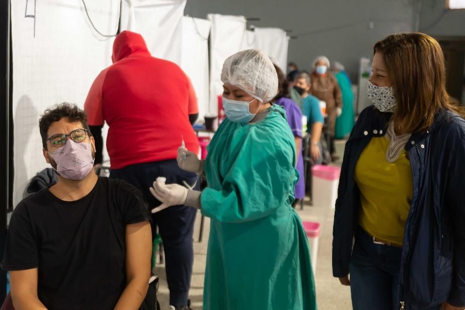 Covid-19: Llegan 22.800 vacunas a Río Negro