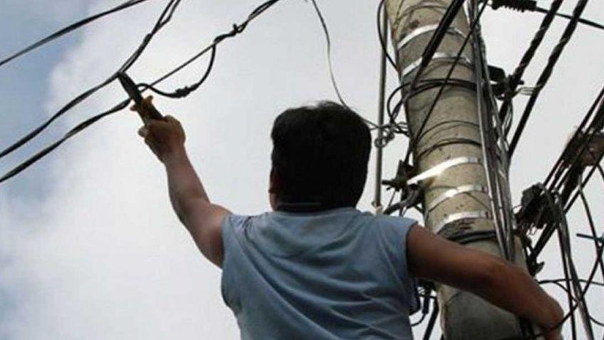 En menos de 24 horas se detectaron dos robos de cables