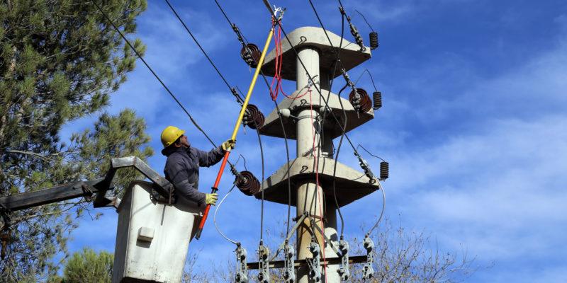 Dos cortes de energía programados para hoy en Roca