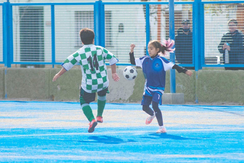 Para los más peques: Inicia la Escuela de Futbol Mixto