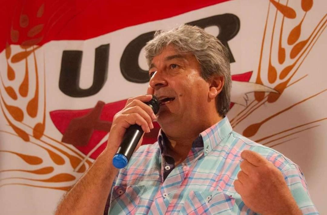 Falleció Direne, el presidente electo de la UCR en Río Negro