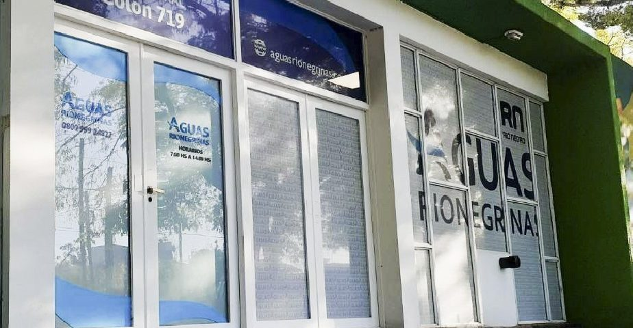 Aguas Rionegrinas anunció que no brindará atención en sus oficinas