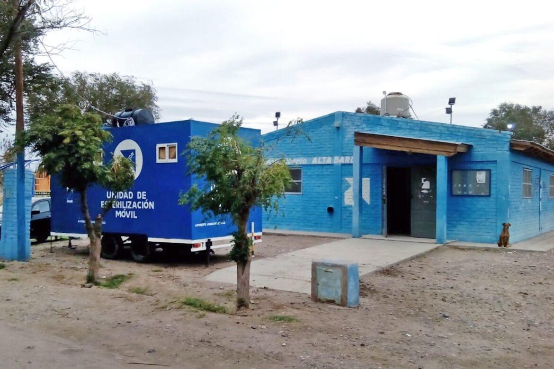 El quirófano móvil del Municipio estará en  Chacramonte