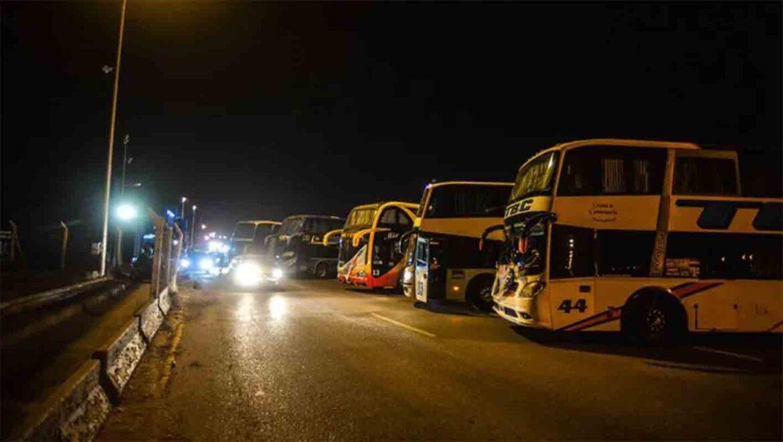 Habrá protesta de transportistas en el puente carretero de Cipo-Neuquén
