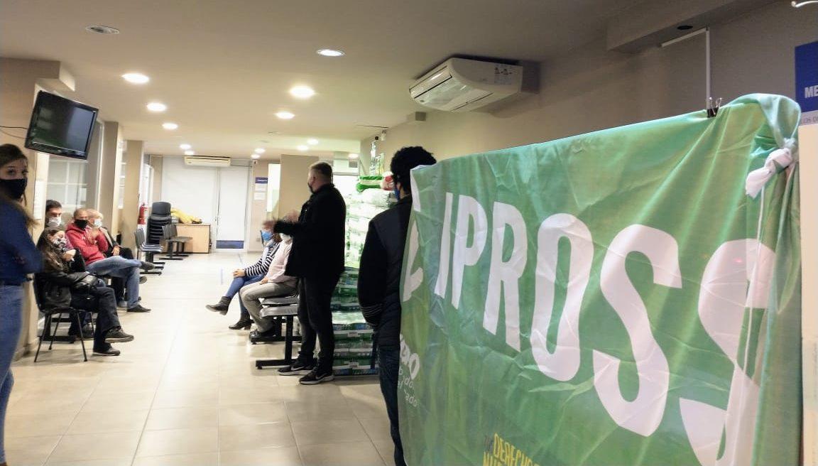 ATE repudió las declaraciones del titular de la obra social Ipross