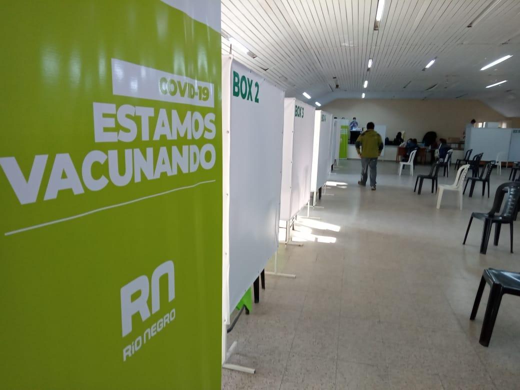 COVID19: Mañana vacunaran a docentes y personal de apoyo en Roca