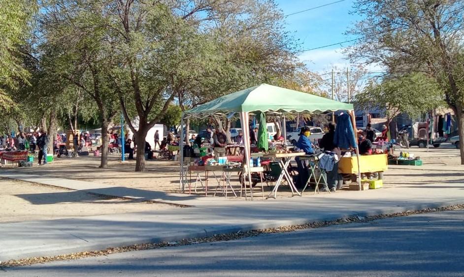 Este jueves y viernes funcionará la Feria de la Maipú en Roca