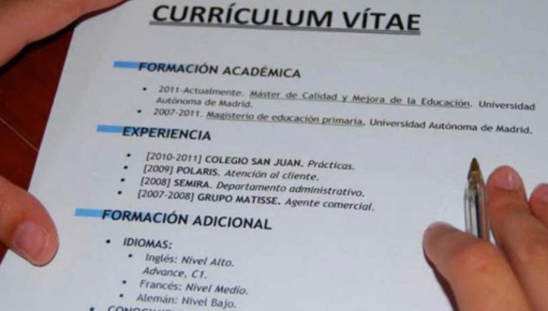 ¿Sos estudiante y querés aprender a armar un Curriculum?