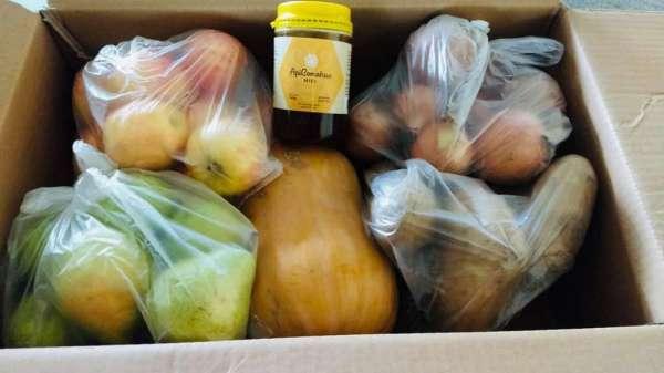 Educación entrega frutas y verduras a más de 25.000 estudiantes de toda la Provincia