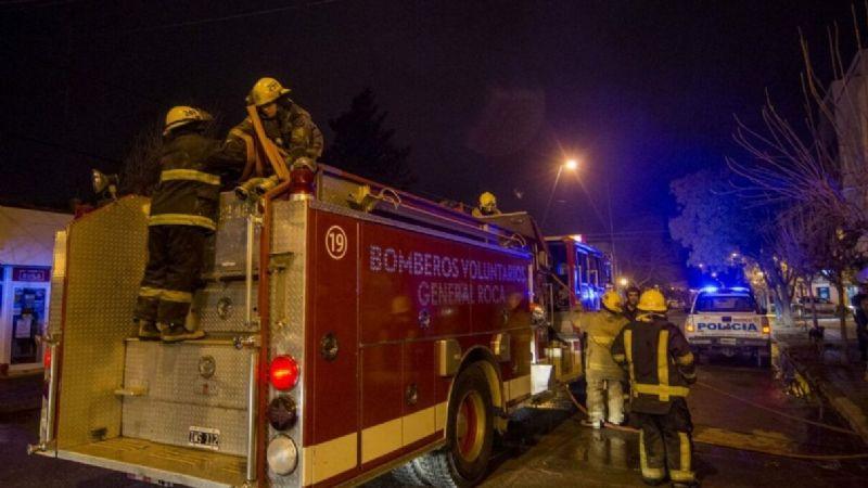 CAIC realizará «Una merienda para los bomberos» y te invita a colaborar