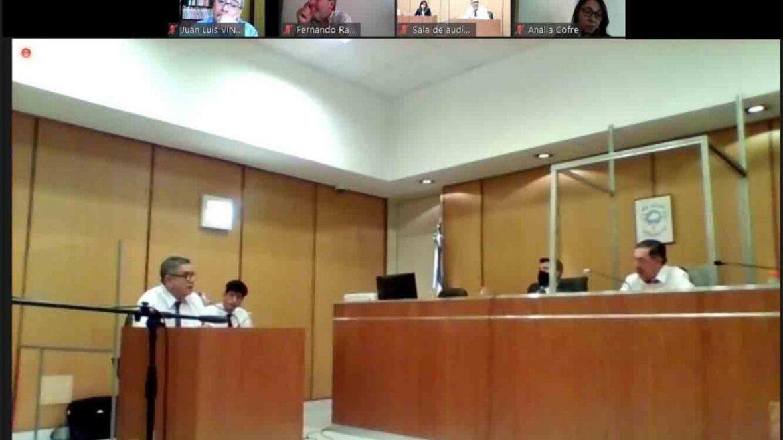Habilitan juicio de imposición de pena a Guido Gadañoto