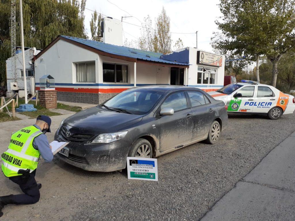 Secuestran autos de alta gama en el Alto Valle rionegrino