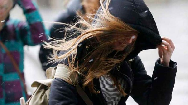 Frío y viento para éste miércoles