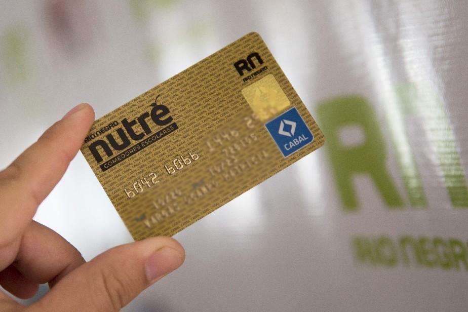 Hoy se acreditan las tarjetas Nutre y Comedores Escolares