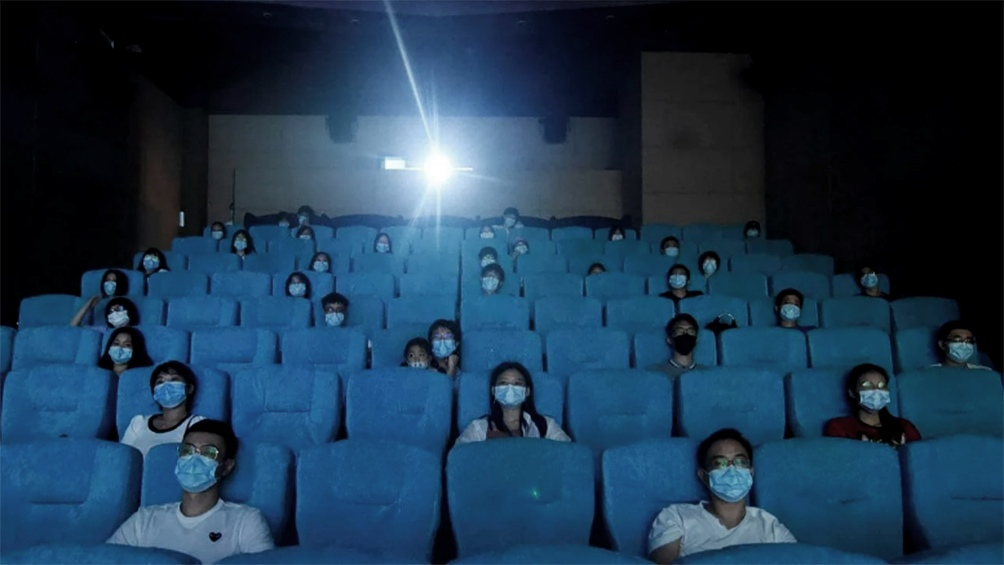 Reabren teatros y cines en todo el país con protocolos y aforo reducido