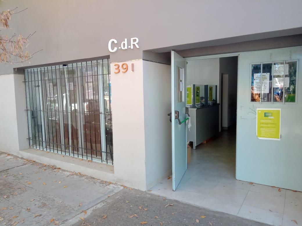 Covid-19: El CDR permanecerá cerrado por desinfección