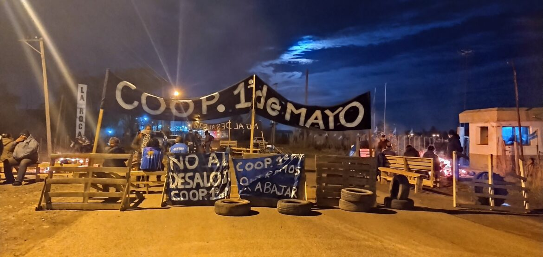 Cooperativa 1° de Mayo: Fueron llamados para una conciliación