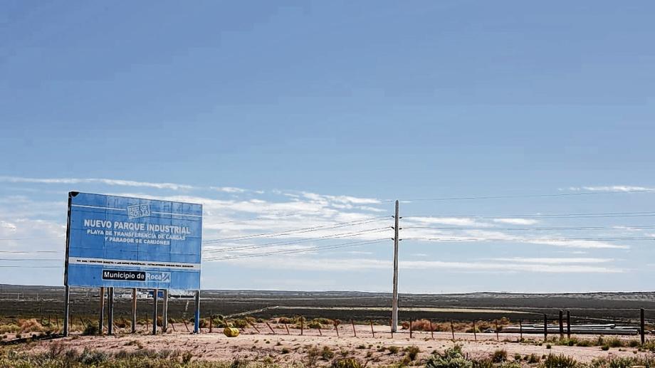 Inicia la obra de gas en el Parque Industrial II