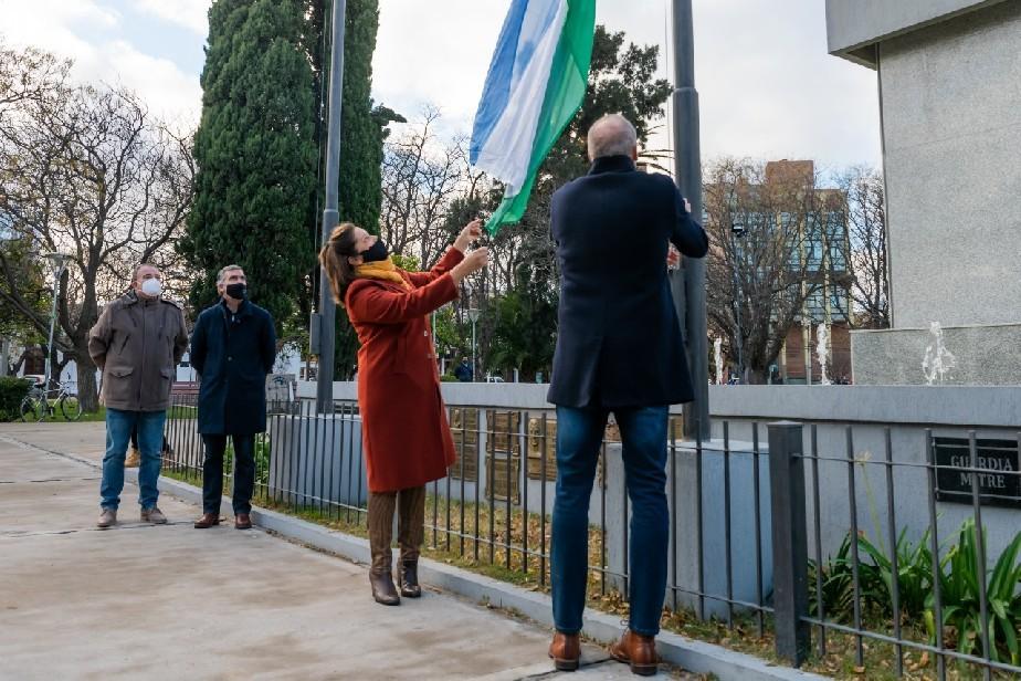 Se conmemoraron los 66 años de la provincialización de Río Negro