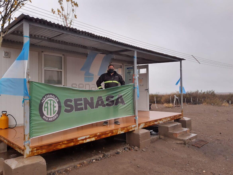 ATE se declaró en estado de alerta y movilización en Senasa