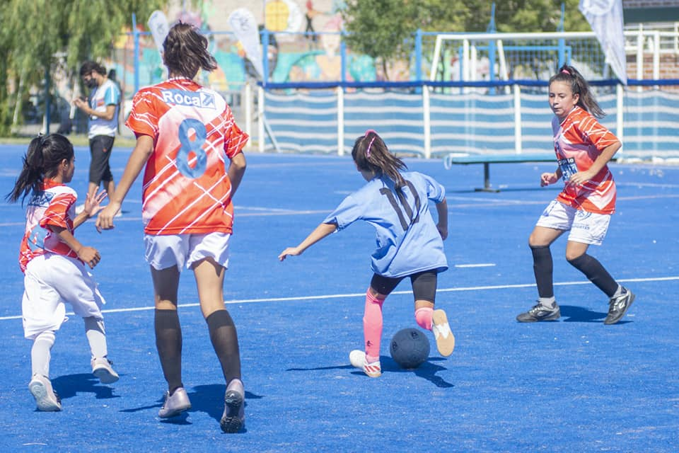 Mañana es el último día de inscripción para el taller de fútbol femenino