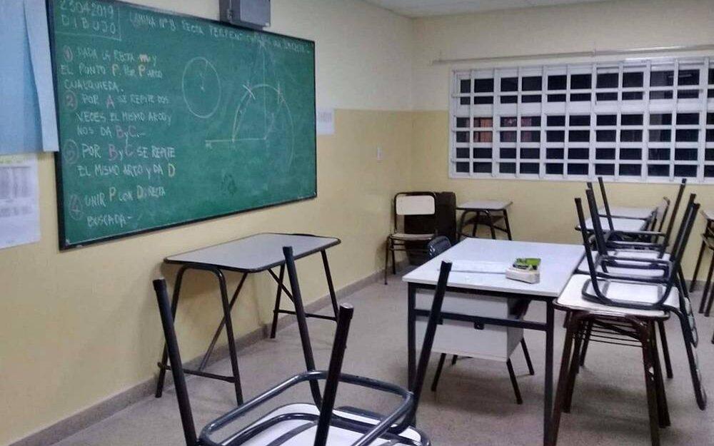Se aprobó la modificación del calendario escolar en Río Negro