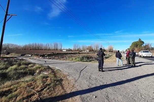 ¿Qué se sabe sobre el cuerpo encontrado a metros de la Ruta 22?
