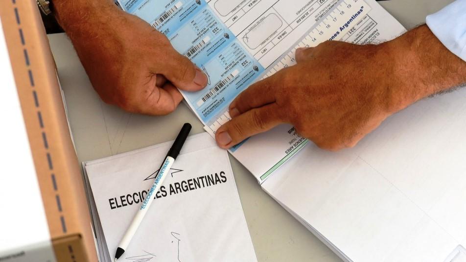 Ya podes inscribirte para  para ser Autoridad de Mesa en las próximas elecciones