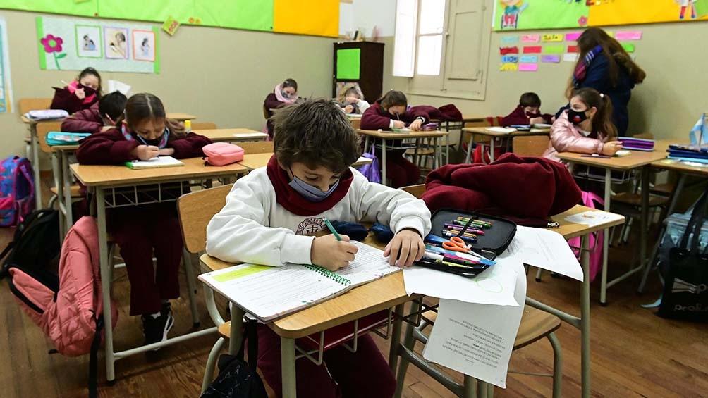 Novedades de la vuelta a clases: hubo algunos inconvenientes y volvería el refrigerio a los colegios