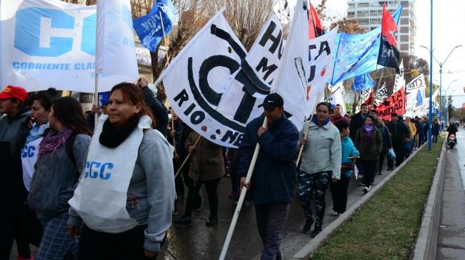 Hoy movilizaran organizaciones sociales en Roca