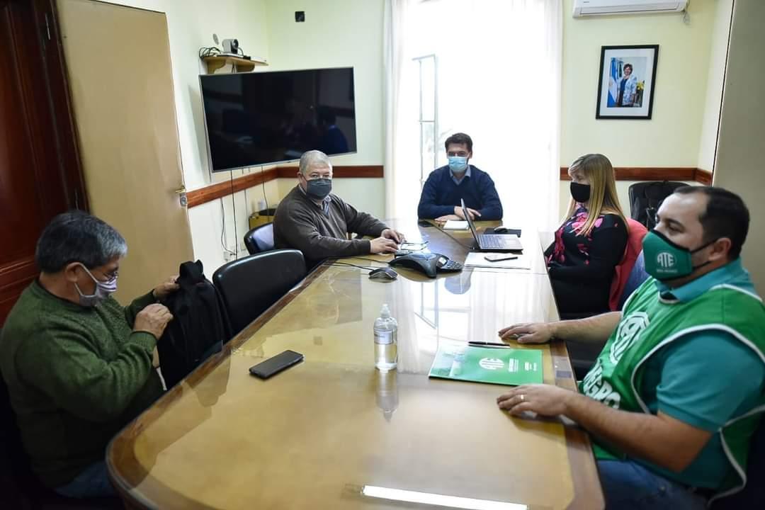 ATE rechazó la propuesta salarial del gobierno provincial