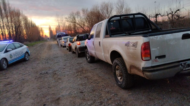 Desarticularon una fiesta clandestina en Allen: habían 30 personas