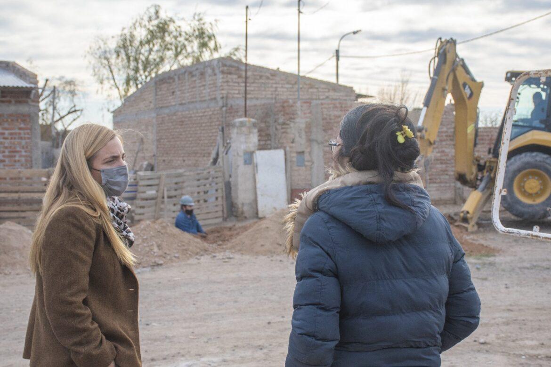 Comienza la segunda etapa de la obra de gas en Barrio Nuevo