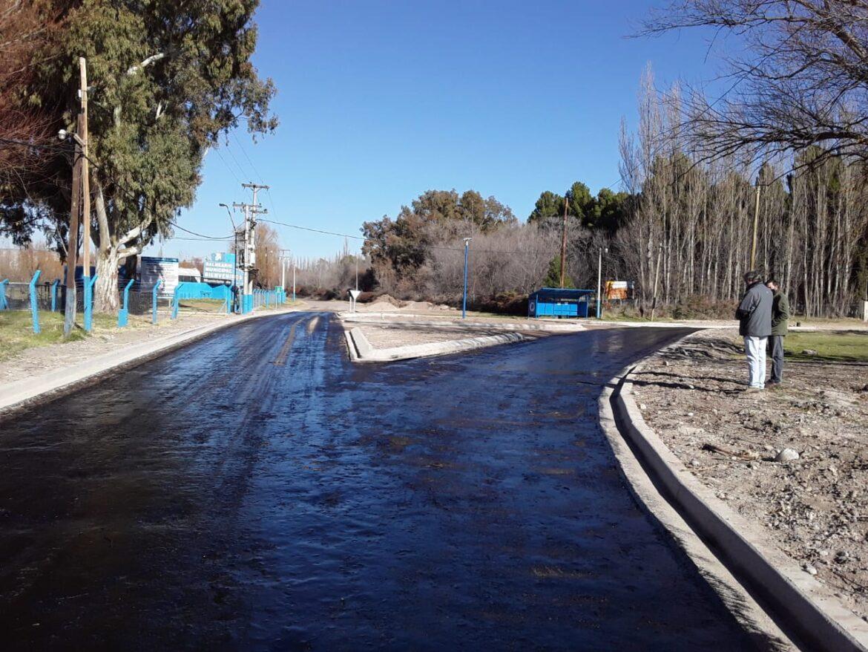 En Fotos: Así se ve la rotonda del Apycar asfaltada
