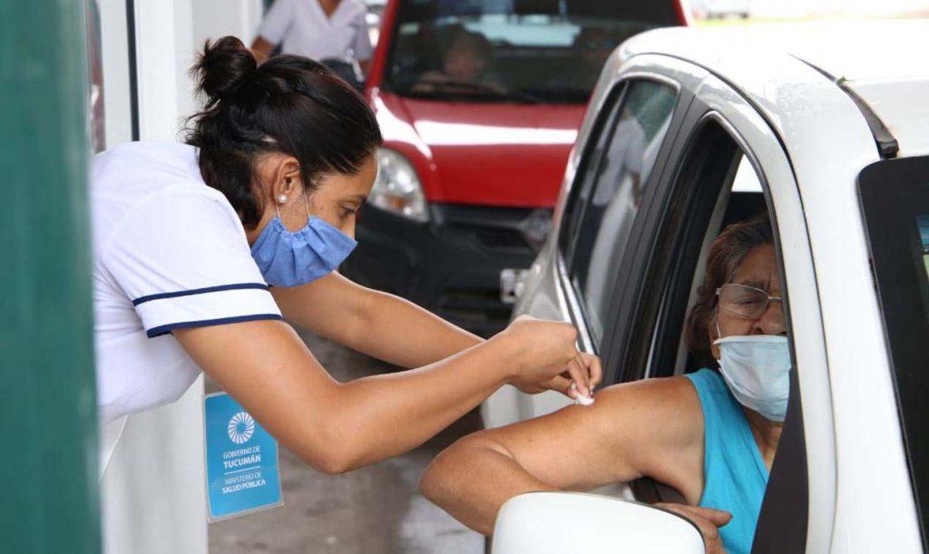 Se vienen los vacunatorios móviles y el «Auto-vac» en Roca