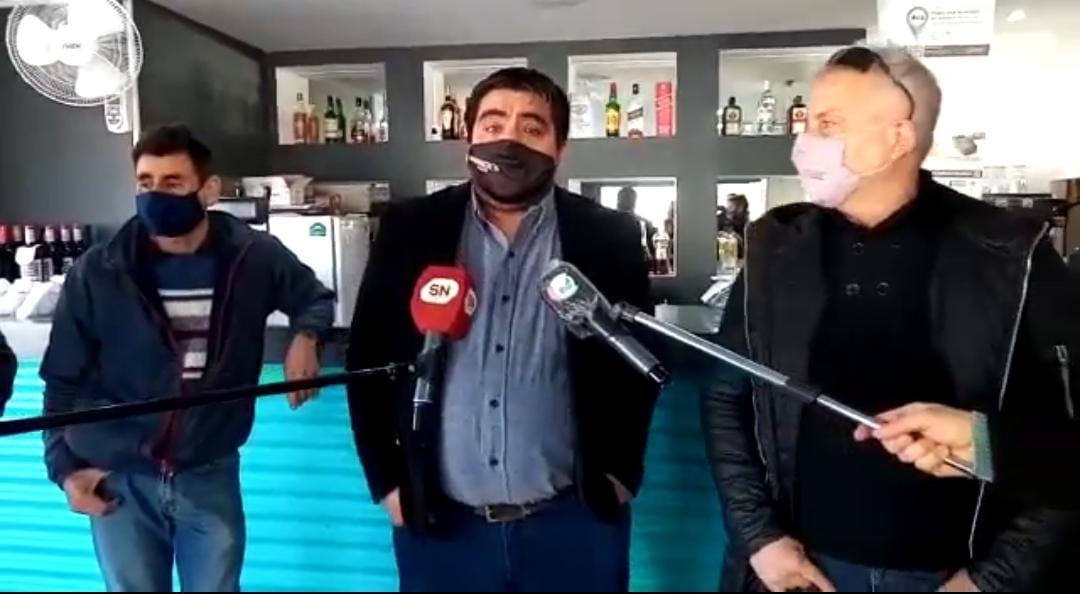 Video: Bolicheros piden reabrir sus locales