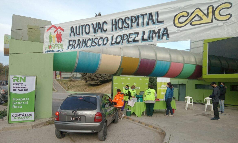 Auto-Vac: Denuncian que el Municipio no colaboró y hubo respuesta oficial (VIDEO)