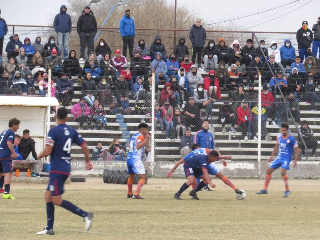 VIDEO: Así estaba el clásico entre Norte y Deportivo Roca