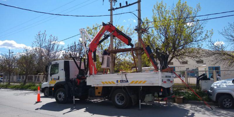 Nuevo corte de energía programado para hoy en Roca