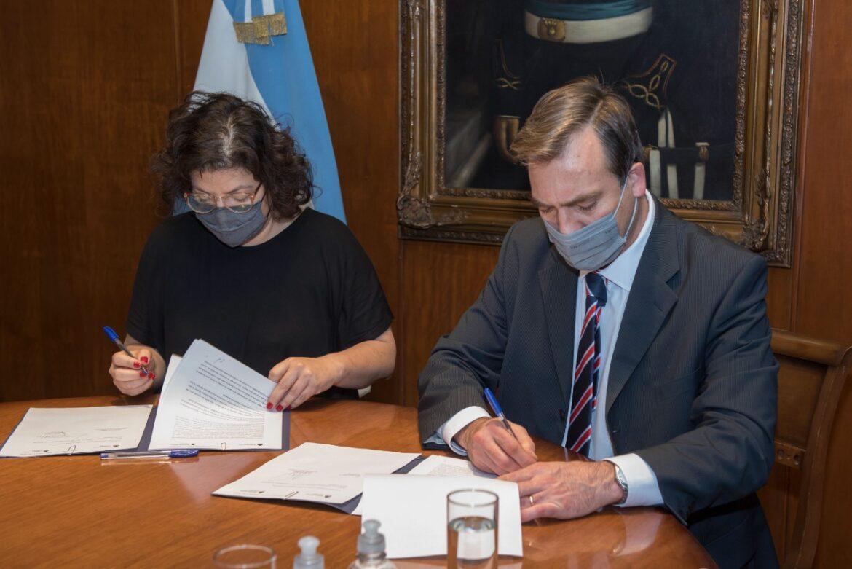 Soria y Vizzotti pusieron en marcha el Plan Estratégico Integral de Salud