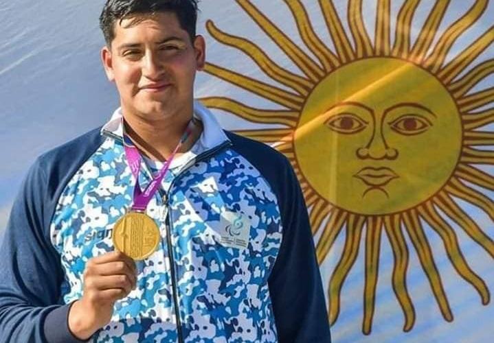 Hernán Urra es del Alto Valle y tiene chance de medalla en los juegos de Tokio