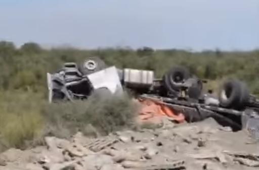 Se cruzó de carril en la ruta y tendrá que indemnizar a viuda e hijos de camionero fallecido